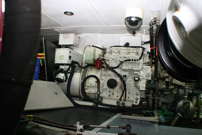 44 1999 NORDHAVN 62 Motor Yacht 2777764