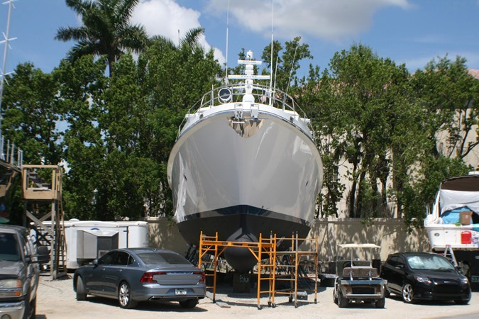 48 1999 NORDHAVN 62 Motor Yacht 2777767