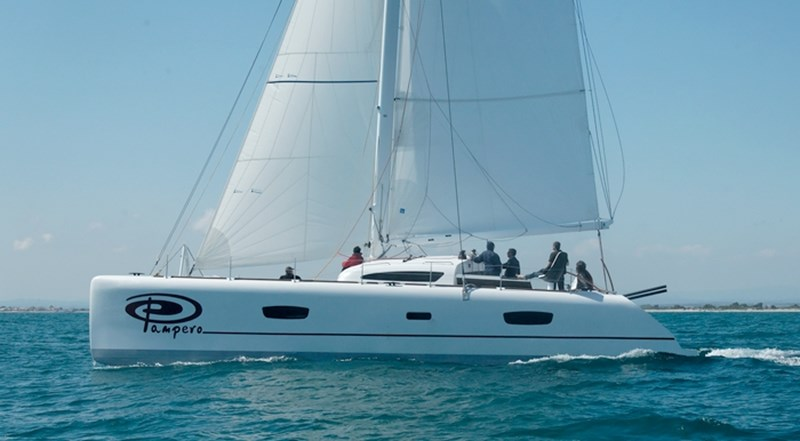 Catamaran TS 52.8 PAMPERO 002 2011 CUSTOM XL CATAMARAN - TS 52.8 Catamaran 2780608