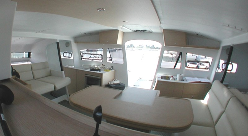 Catamaran TS 52.8 PAMPERO 005 2011 CUSTOM XL CATAMARAN - TS 52.8 Catamaran 2780611