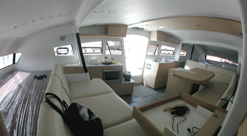 Catamaran TS 52.8 PAMPERO 004 2011 CUSTOM XL CATAMARAN - TS 52.8 Catamaran 2780612