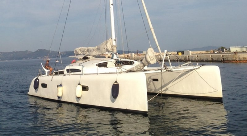 Catamaran TS 52.8 PAMPERO 006 2011 CUSTOM XL CATAMARAN - TS 52.8 Catamaran 2780613