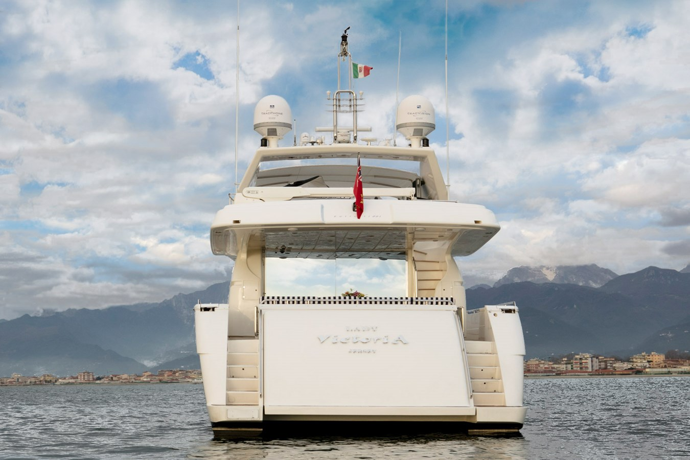 2005 FERRETTI YACHTS  Motor Yacht 2781147