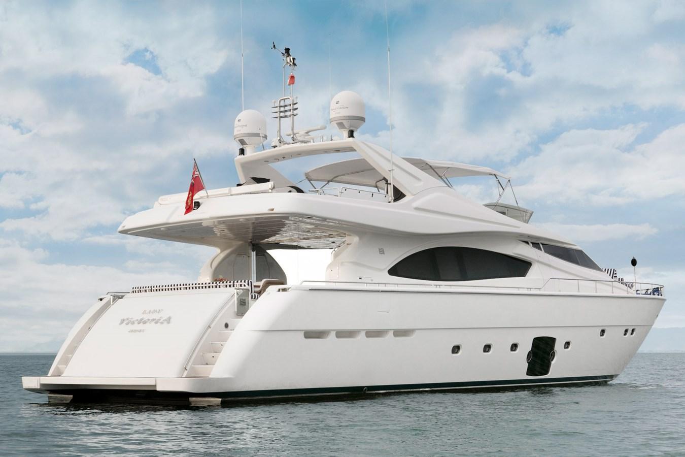 2005 FERRETTI YACHTS  Motor Yacht 2781148