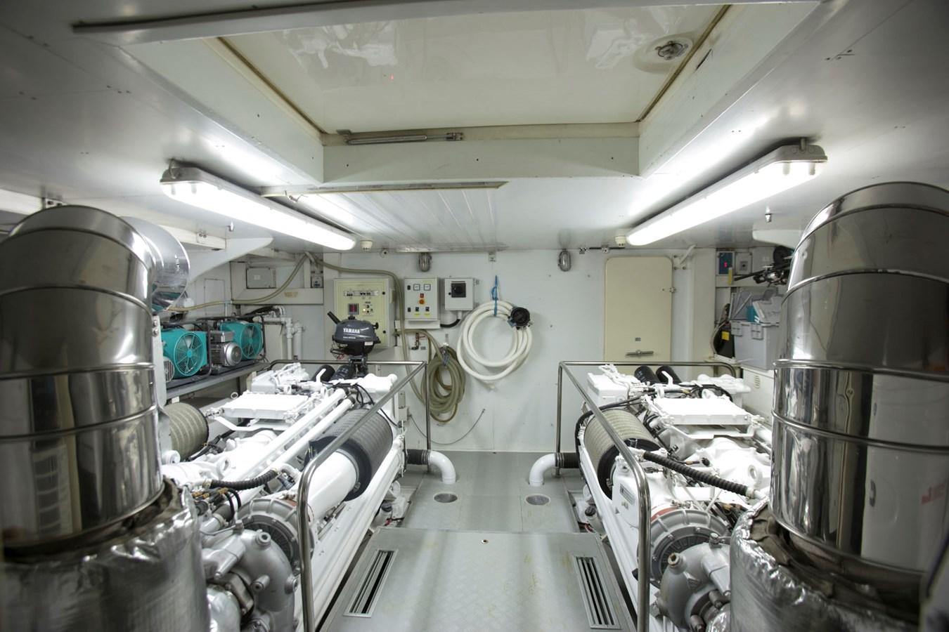 2005 FERRETTI YACHTS  Motor Yacht 2781222
