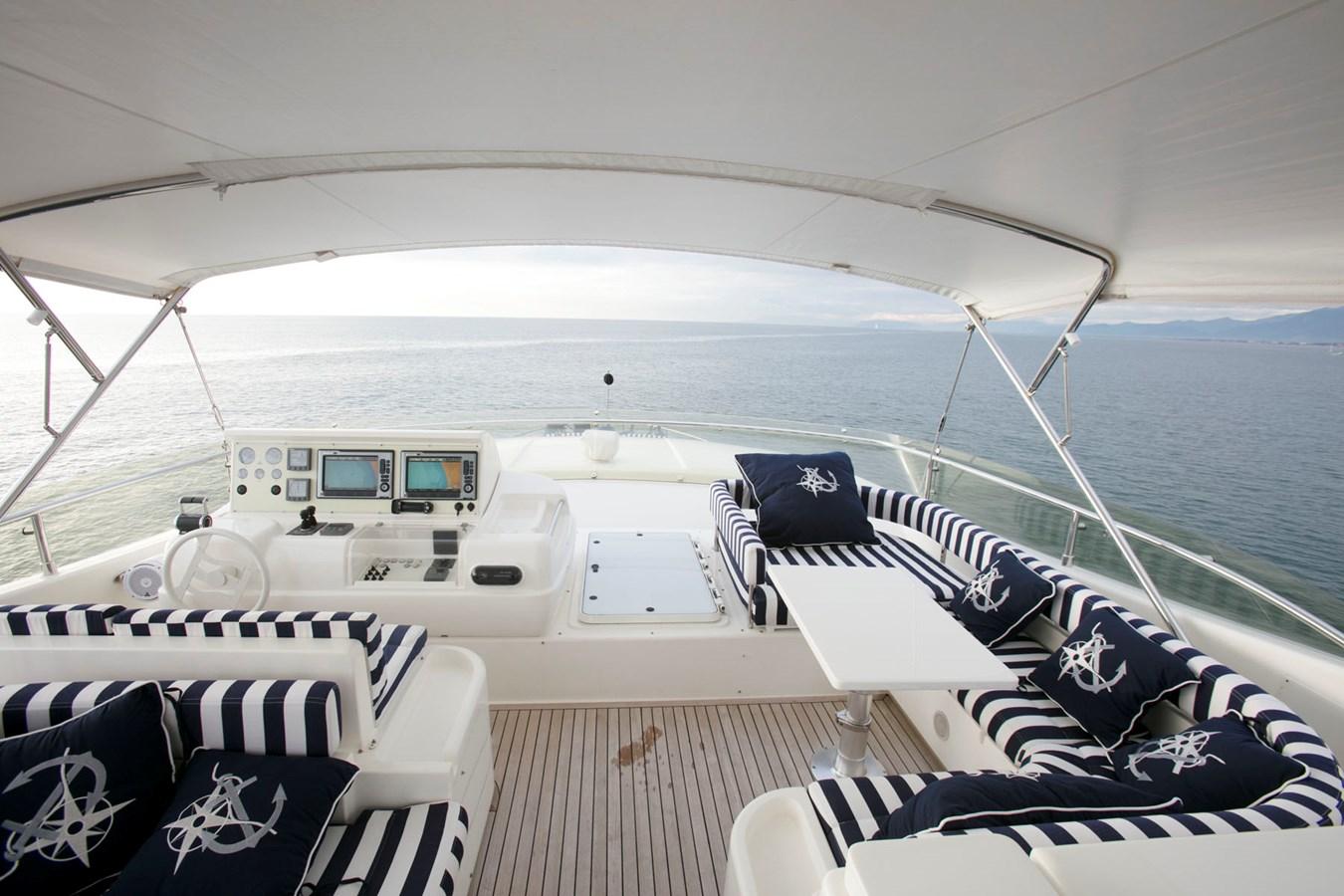 2005 FERRETTI YACHTS  Motor Yacht 2781224