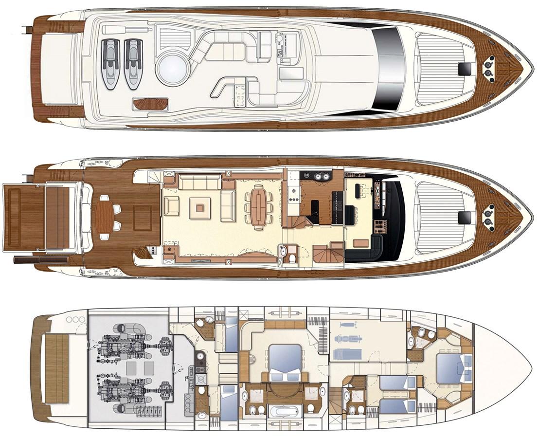 GA-Lady-Victoria 2005 FERRETTI YACHTS  Motor Yacht 2781242