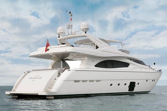 2005 FERRETTI  Motor Yacht 2781148