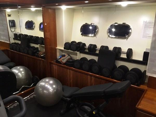 2005 FERRETTI  Motor Yacht 2781189