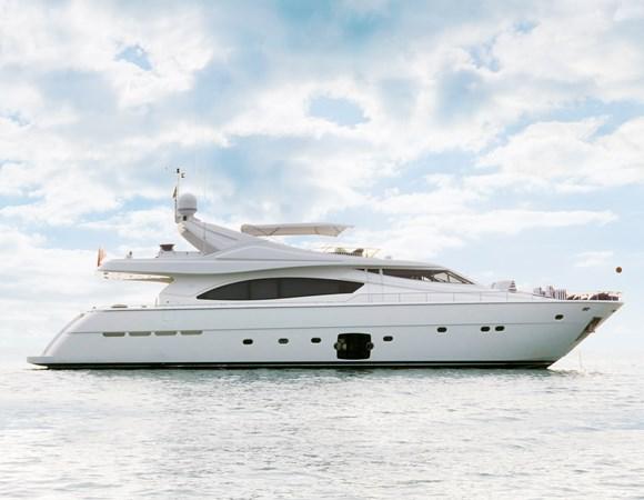 3K6A5294+ 2005 FERRETTI  Motor Yacht 2781240