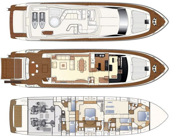 GA-Lady-Victoria 2005 FERRETTI  Motor Yacht 2781242