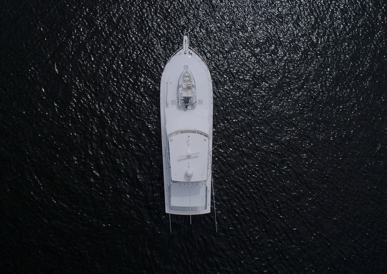 Profile Overhead  1999 VIKING  Sport Fisherman 2887328
