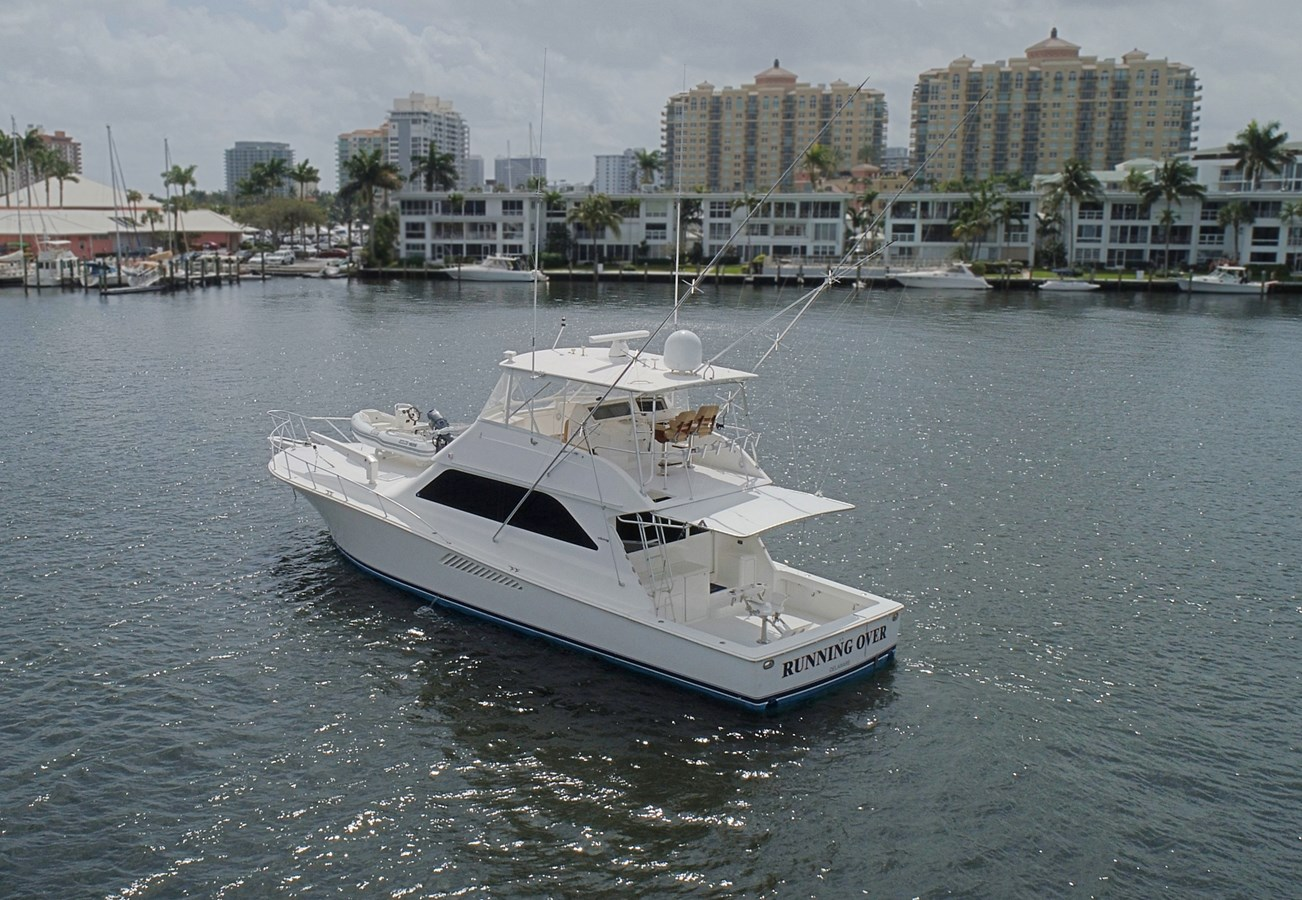 Profile Port Aft 1999 VIKING  Sport Fisherman 2887330