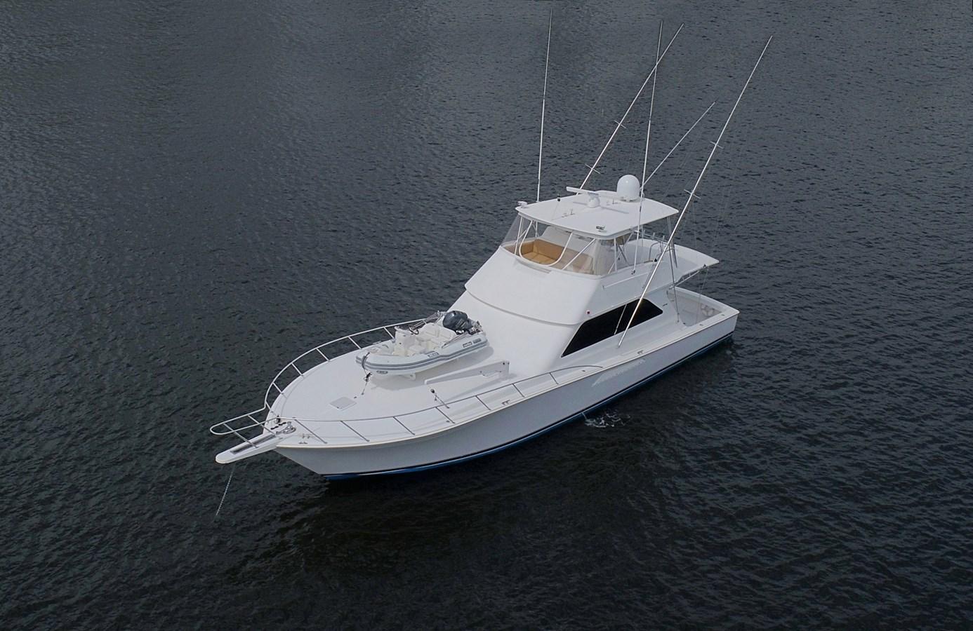Profile Port Bow 2 1999 VIKING  Sport Fisherman 2887332