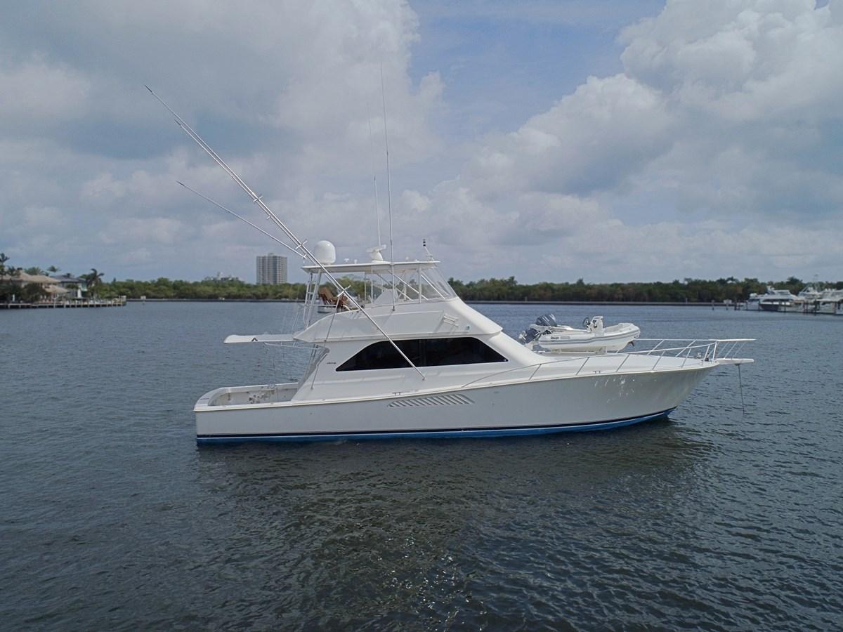 Profile Starboard 1999 VIKING  Sport Fisherman 2887335