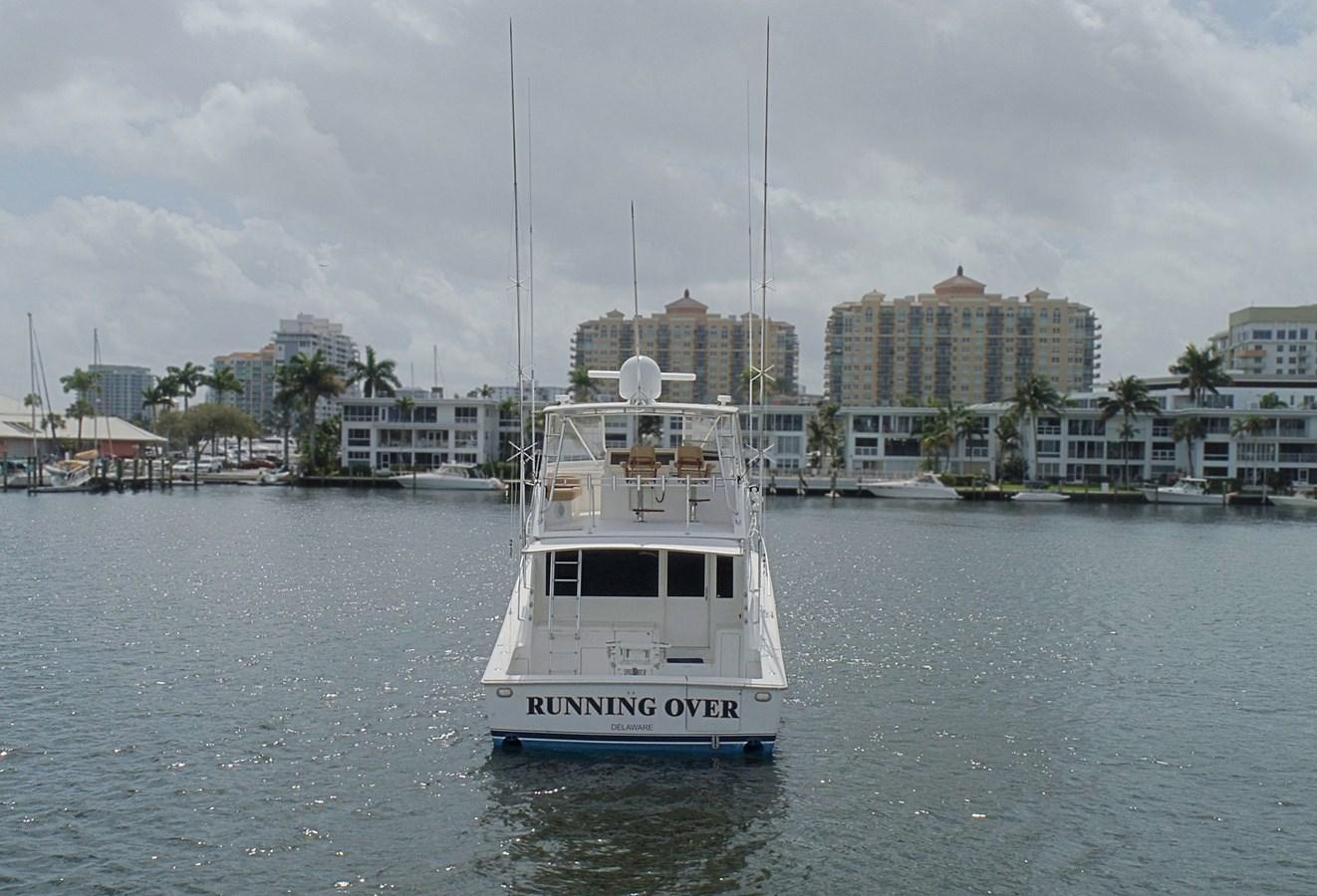 Profile Stern 1999 VIKING  Sport Fisherman 2887336
