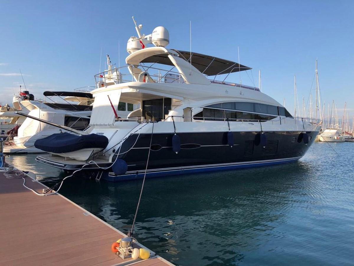 2013 PRINCESS YACHTS Princess 82MY Motor Yacht 2784027