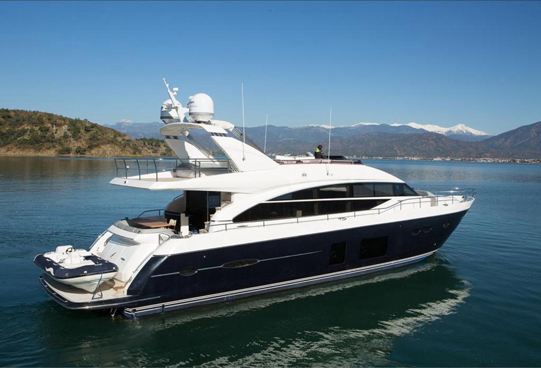 2013 PRINCESS YACHTS Princess 82MY Motor Yacht 2784057