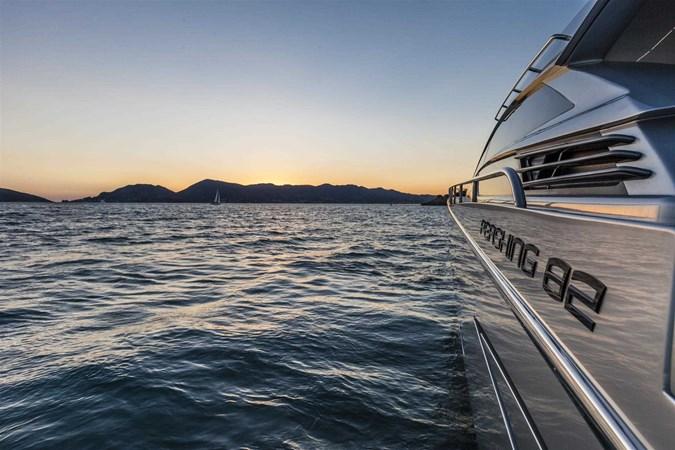 2016 PERSHING 82 Express Motor Yacht 2785732