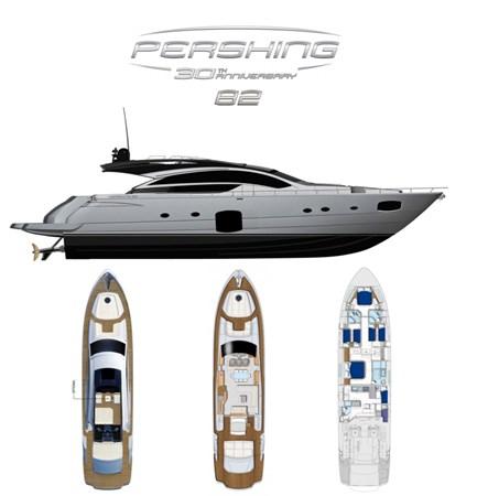 2016 PERSHING 82 Express Motor Yacht 2785745