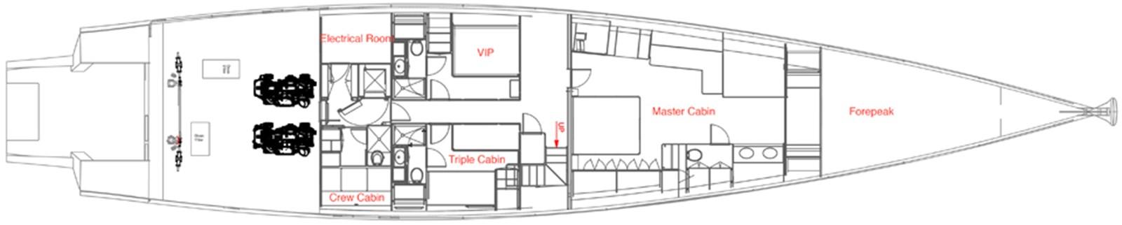 fpb-97-layout-2 2014 CIRCA MARINE FPB 97 Motor Yacht 2788454