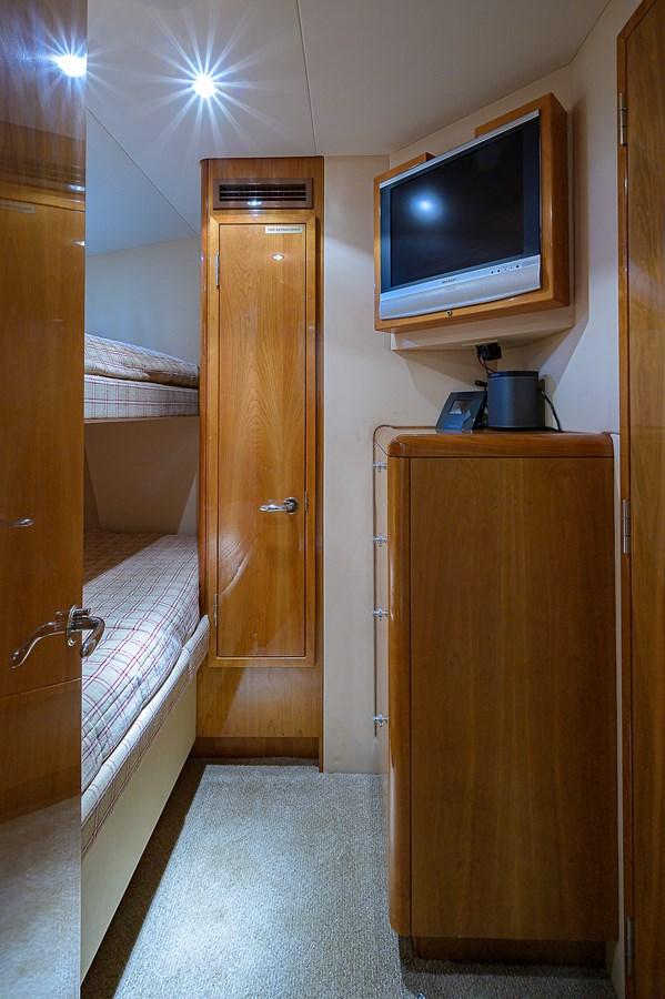 Instigator_Port Guest Stateroom2 2006 HATTERAS  Sport Fisherman 2789088