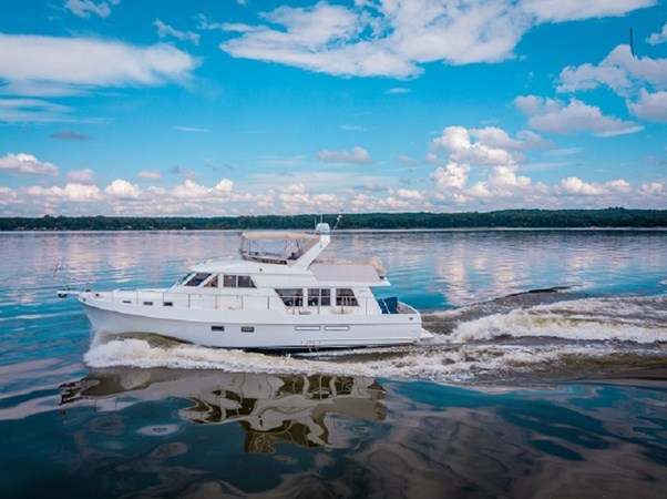 "1 2000 OCEAN ALEXANDER ""511 Classico"" Motor Yacht 2793592"