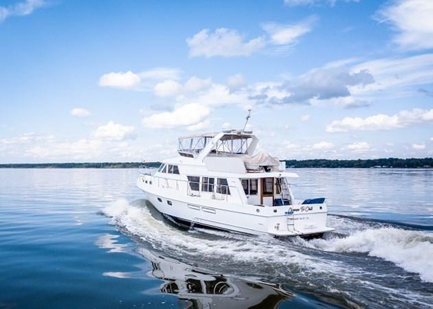"4 2000 OCEAN ALEXANDER ""511 Classico"" Motor Yacht 2793596"