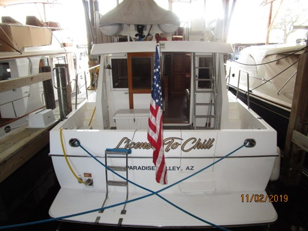 "7 2000 OCEAN ALEXANDER ""511 Classico"" Motor Yacht 2793599"