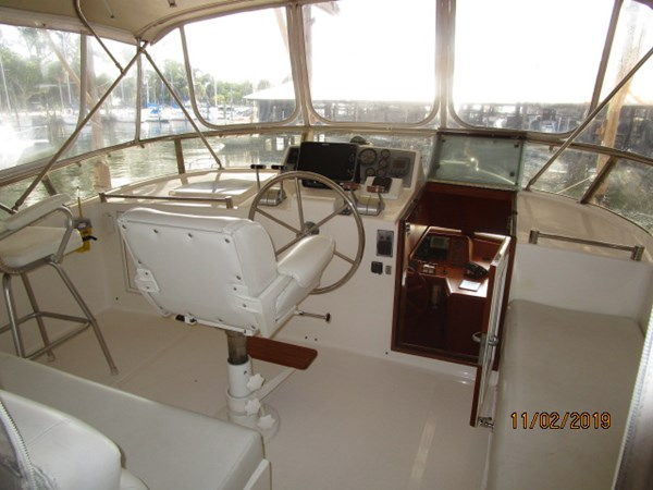 "14 2000 OCEAN ALEXANDER ""511 Classico"" Motor Yacht 2793606"