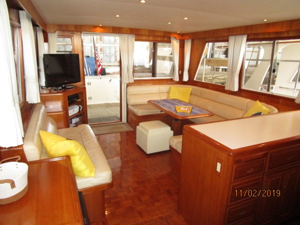 "32 2000 OCEAN ALEXANDER ""511 Classico"" Motor Yacht 2793624"