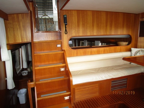 "45 2000 OCEAN ALEXANDER ""511 Classico"" Motor Yacht 2793637"