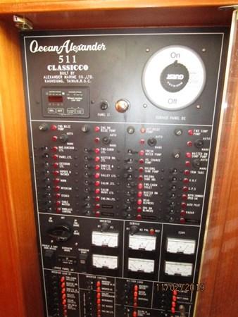 "70 2000 OCEAN ALEXANDER ""511 Classico"" Motor Yacht 2793662"