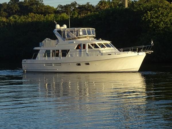 "LTC stbd profile web1 2000 OCEAN ALEXANDER ""511 Classico"" Motor Yacht 2793669"