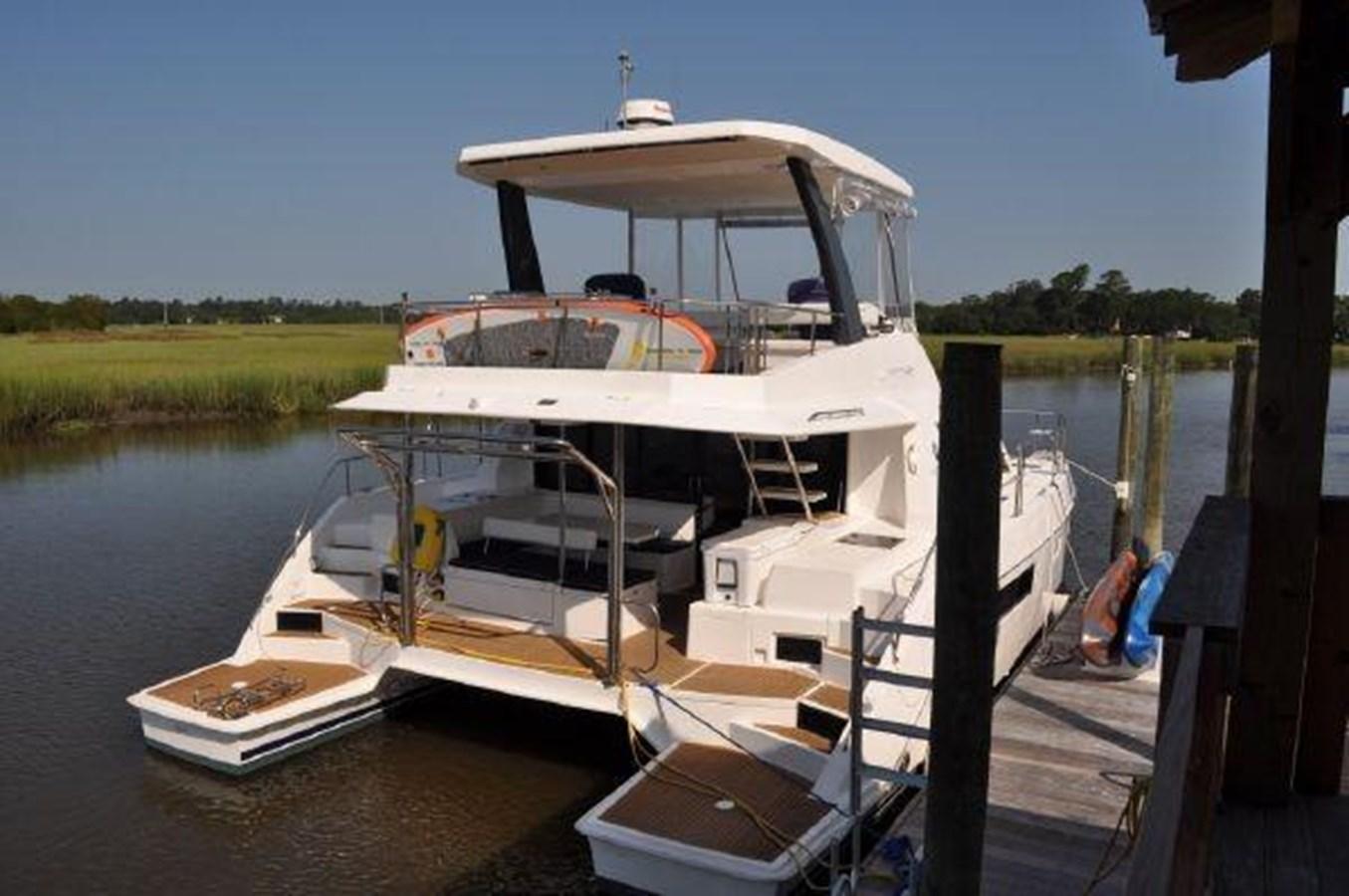 4 2016 LEOPARD  Motor Yacht 2793968