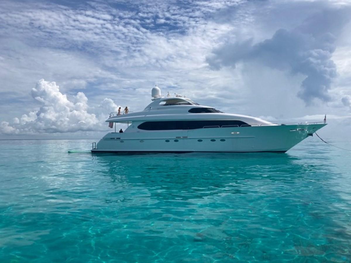 BELLA GIORNATA 94' Lazzara 2000/2018 Flybridge Motor Yacht