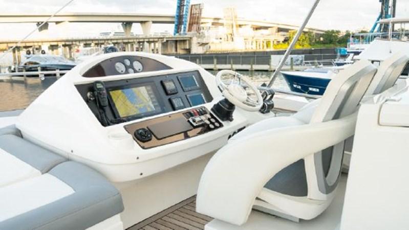 8 2011 SUNSEEKER Manhattan Motor Yacht 2795486