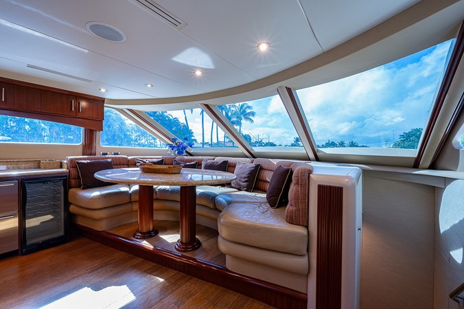 Galley 2003 LAZZARA  Motor Yacht 2803213