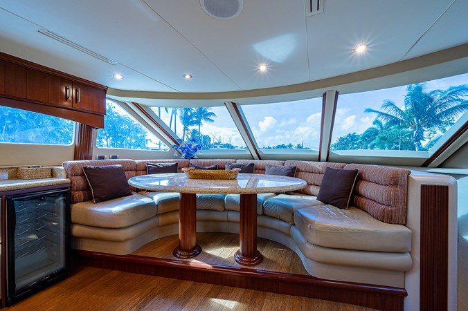 Galley 2003 LAZZARA  Motor Yacht 2803219