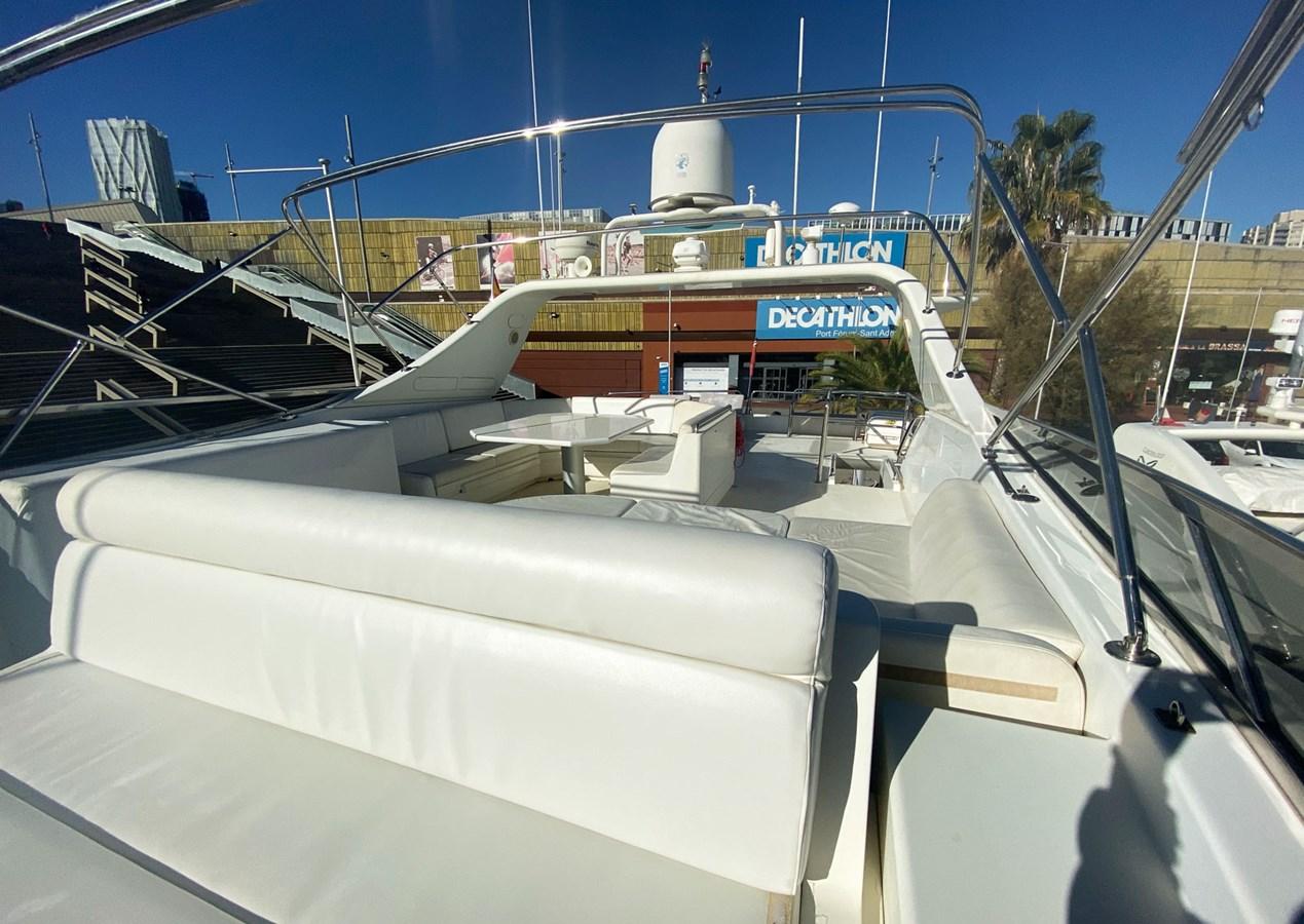 (57)Falcon-86-Motor-Yacht-Exterior-Flybridge-2 1999 FALCON 86 Motor Yacht 2798399