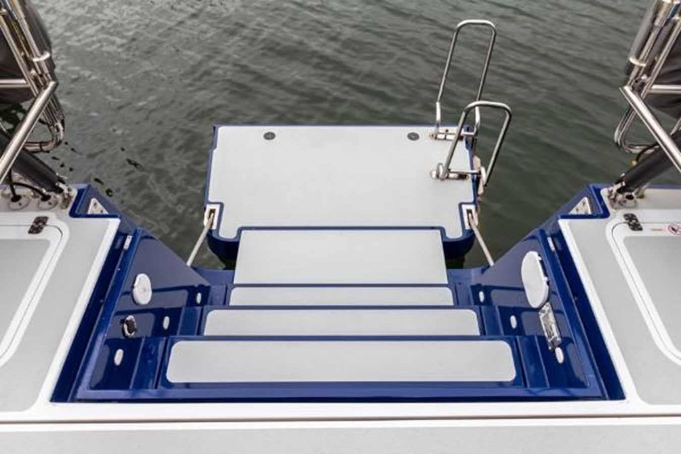 Swim / Boarding Steps 2020 CUSTOM Farr 85 Deck Salon Deck Saloon 2798906
