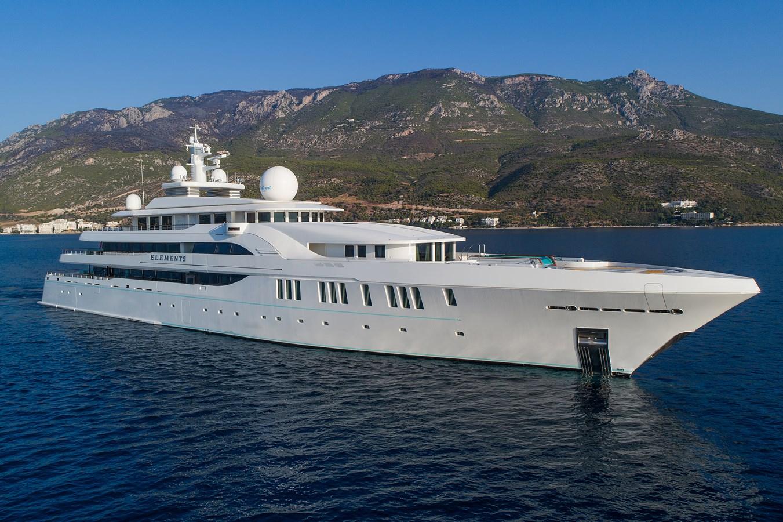 Elements-6555-078-profile 2019 YACHTLEY  Motor Yacht 2799096