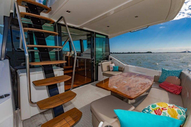 aft deck w galley access 2 2017 TIARA 53 Flybridge Cruiser 2799102
