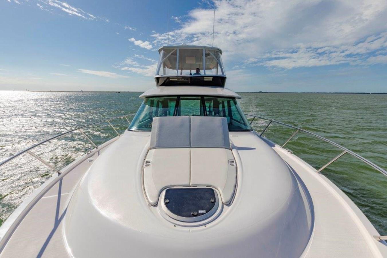 bow and sunpad 2017 TIARA 53 Flybridge Cruiser 2799105