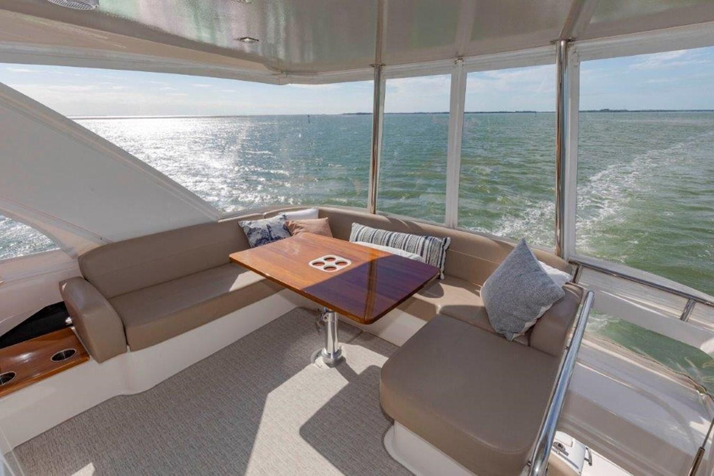 flybridge aft dinette converted 2017 TIARA 53 Flybridge Cruiser 2799111