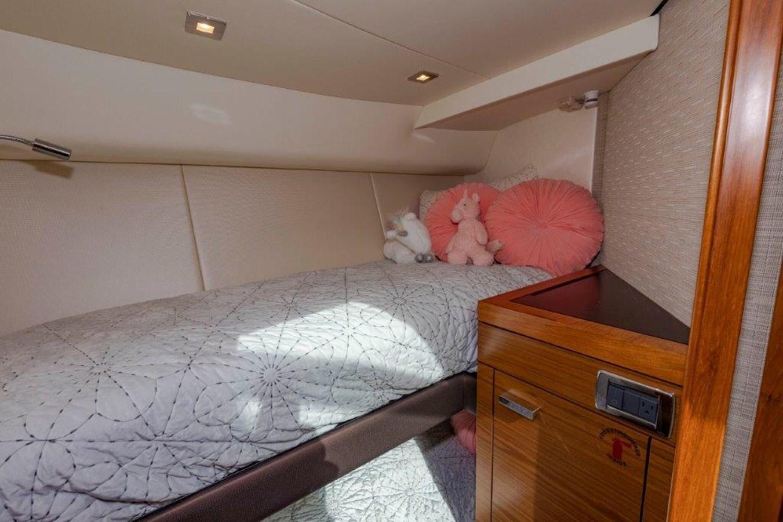 port guest bunk room 2 2017 TIARA 53 Flybridge Cruiser 2799136