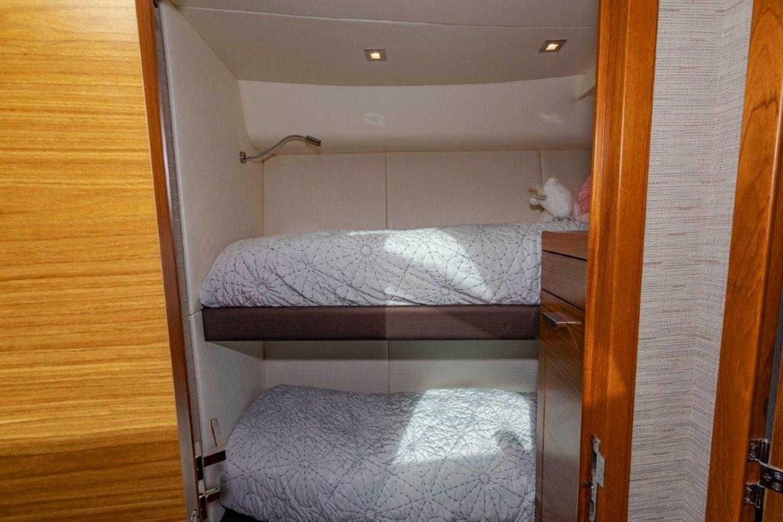 port guest bunk room 2017 TIARA 53 Flybridge Cruiser 2799137