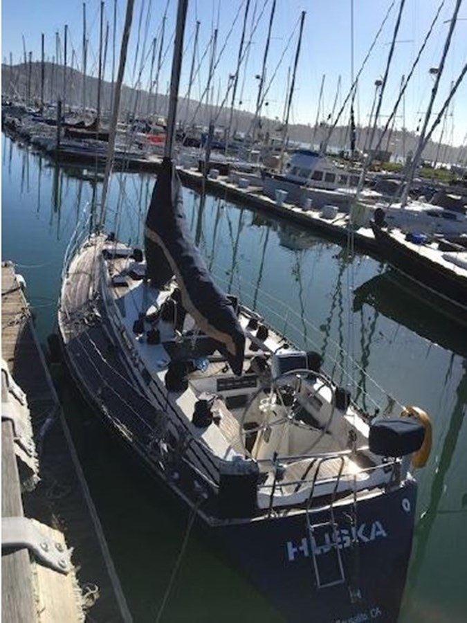 5 1984 NAUTOR'S SWAN 391 Cruising Sailboat 2799156
