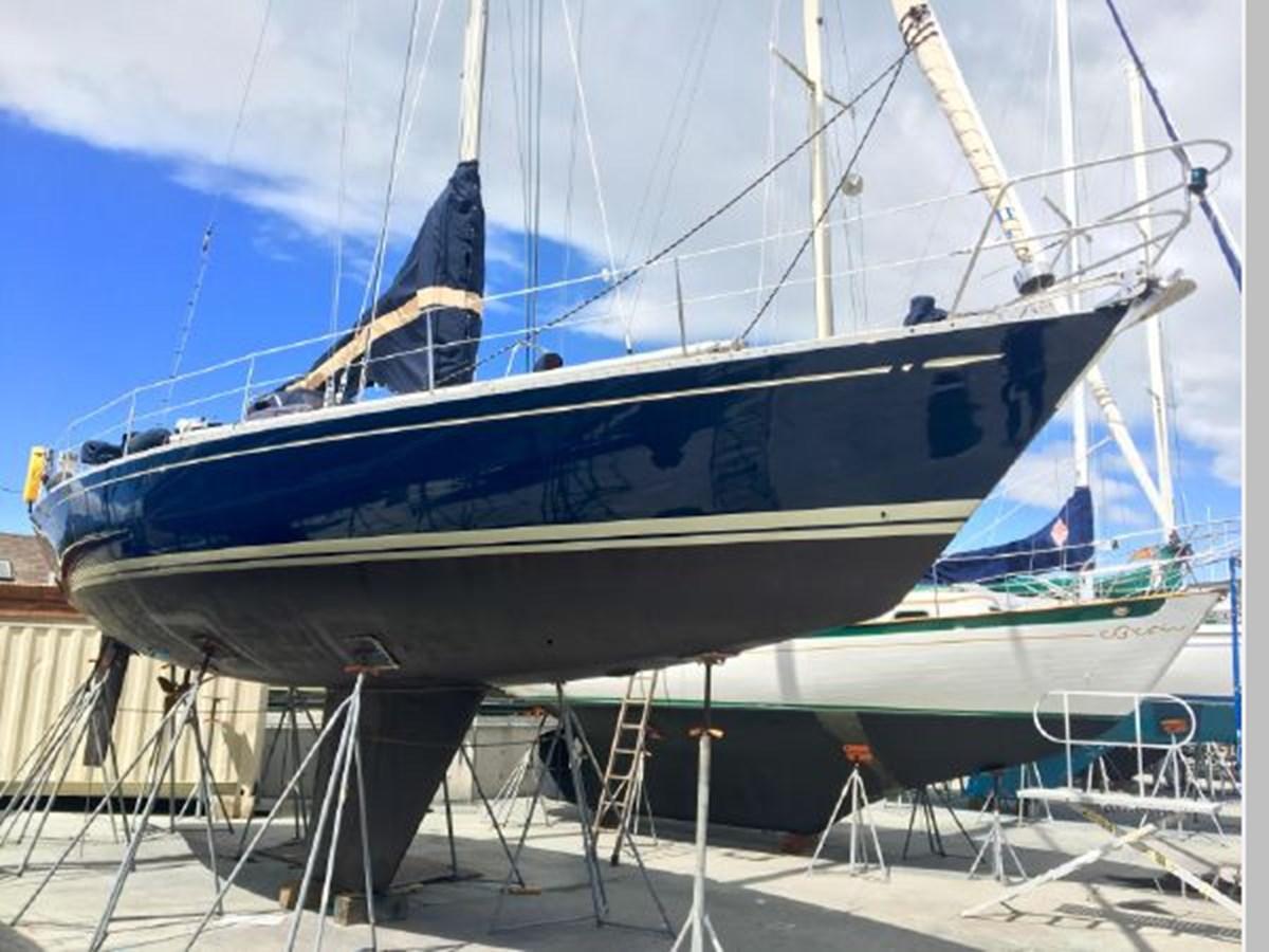 8 1984 NAUTOR'S SWAN 391 Cruising Sailboat 2799159