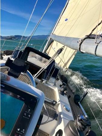 2 1984 NAUTOR'S SWAN 391 Cruising Sailboat 2799153